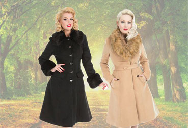 Fall in Love...with our coats