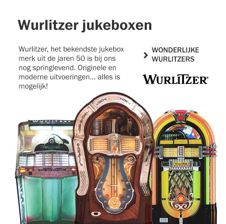 Wurlitzer Jukeboxen