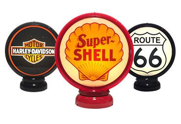 Benzinepompbollen