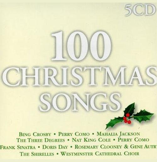 100 Christmas Songs 5CD