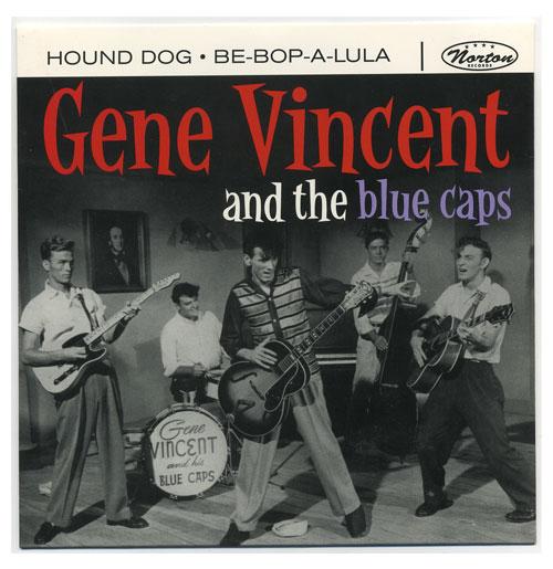 Gene Vincent Hound Dog 45RPM