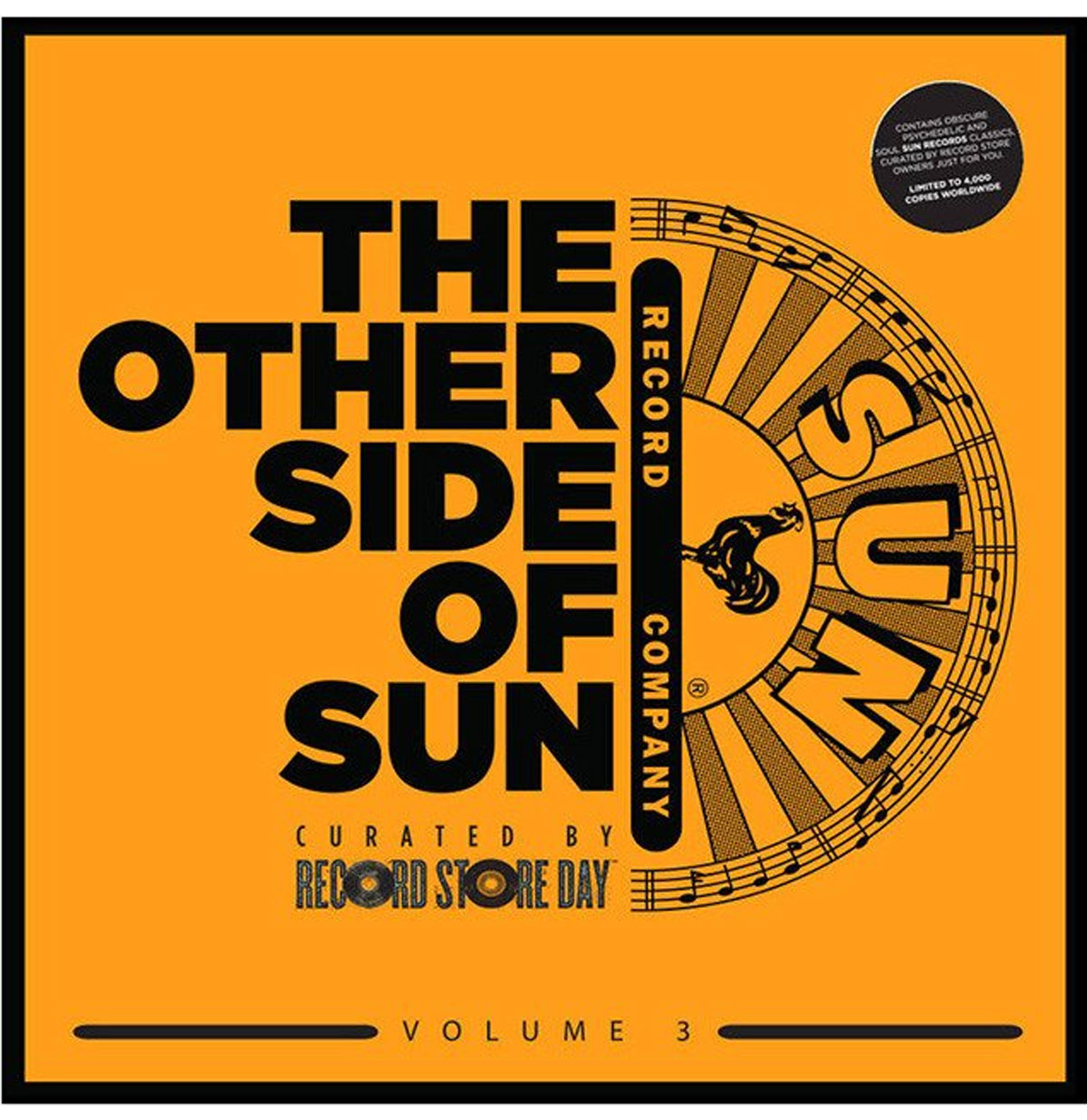 Sun Records - The Other Side Of Sun Volume 3 LP