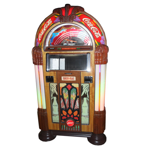Coca-Cola CD Jukebox by Rock-Ola