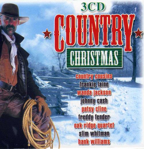Various Artists - Country Christmas 3CD