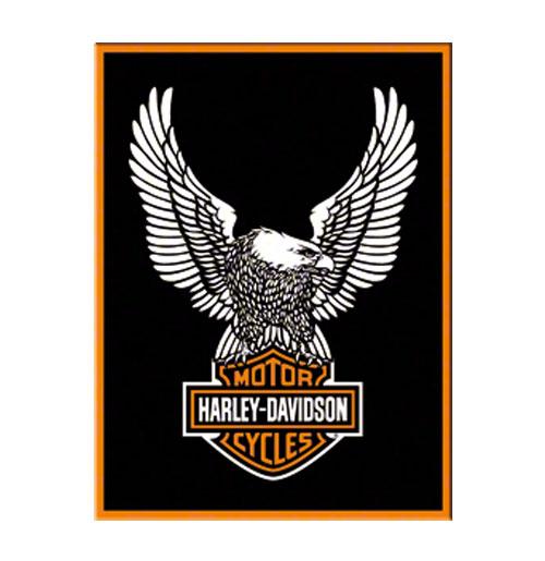 Harley-Davidson Magneet Eagle Logo
