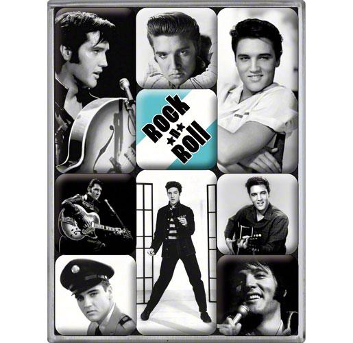 Magneet Set Elvis Presley
