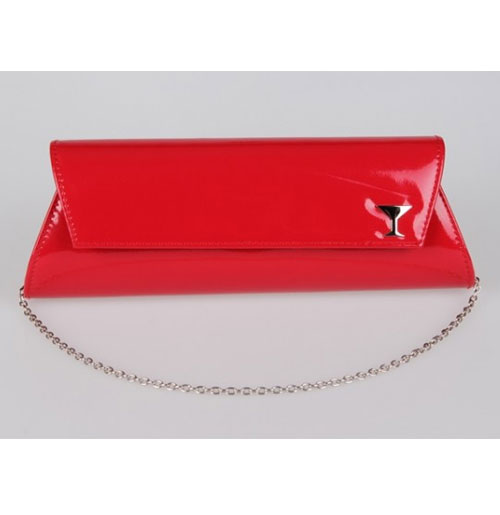 Drinks On Me Purse, Red
