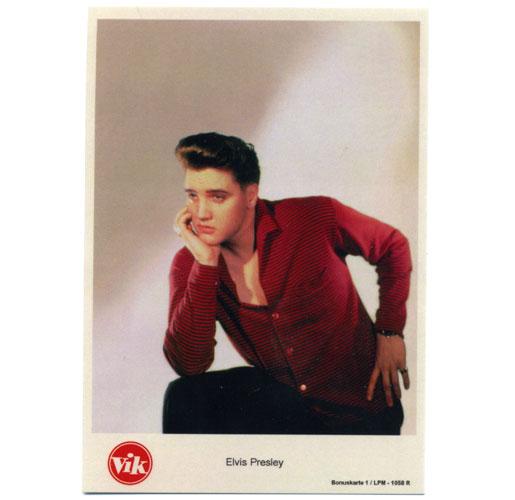 Elvis Presley Vik Fotokaart 2