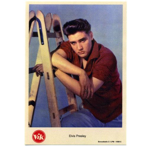 Elvis Presley Vik Fotokaart 3