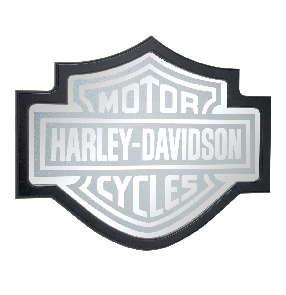 Harley-Davidson Bar & Shield Spiegel