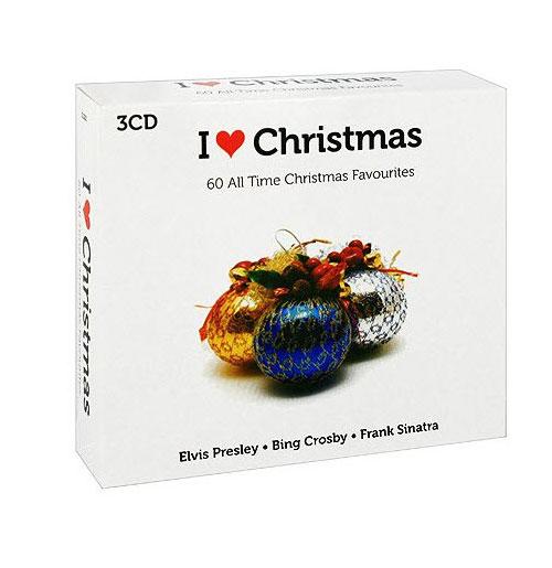 I Love Christmas 3CD