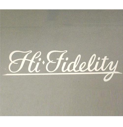 Wurlitzer 1700 Hi-Fidelity Ruit Sticker