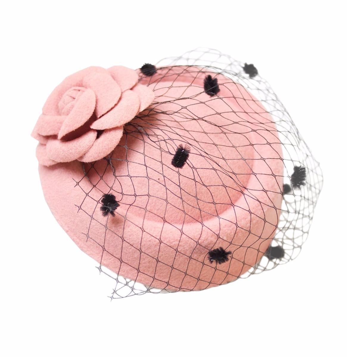 Jemima Hat, Blush
