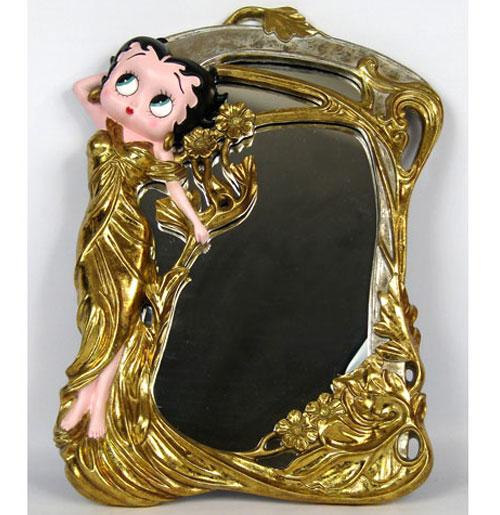Betty Boop Nouveau Spiegel