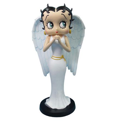 Betty Boop Engel beeldje