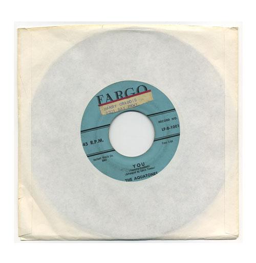 The Aquatones 45 RPM You