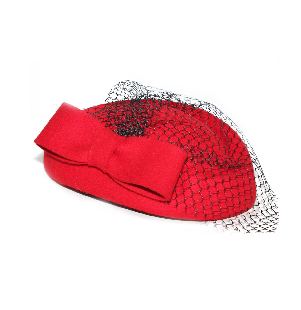Lucy Hat, Red