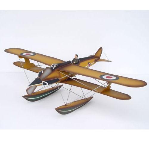 Transport Airplane Double Deck Jumbo