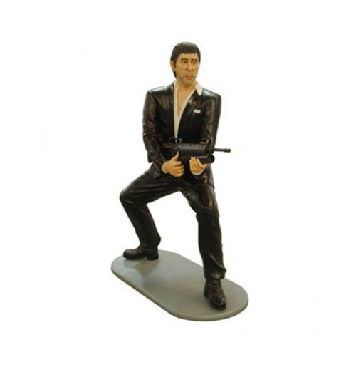 Gangster Scarface Lifesize Beeld