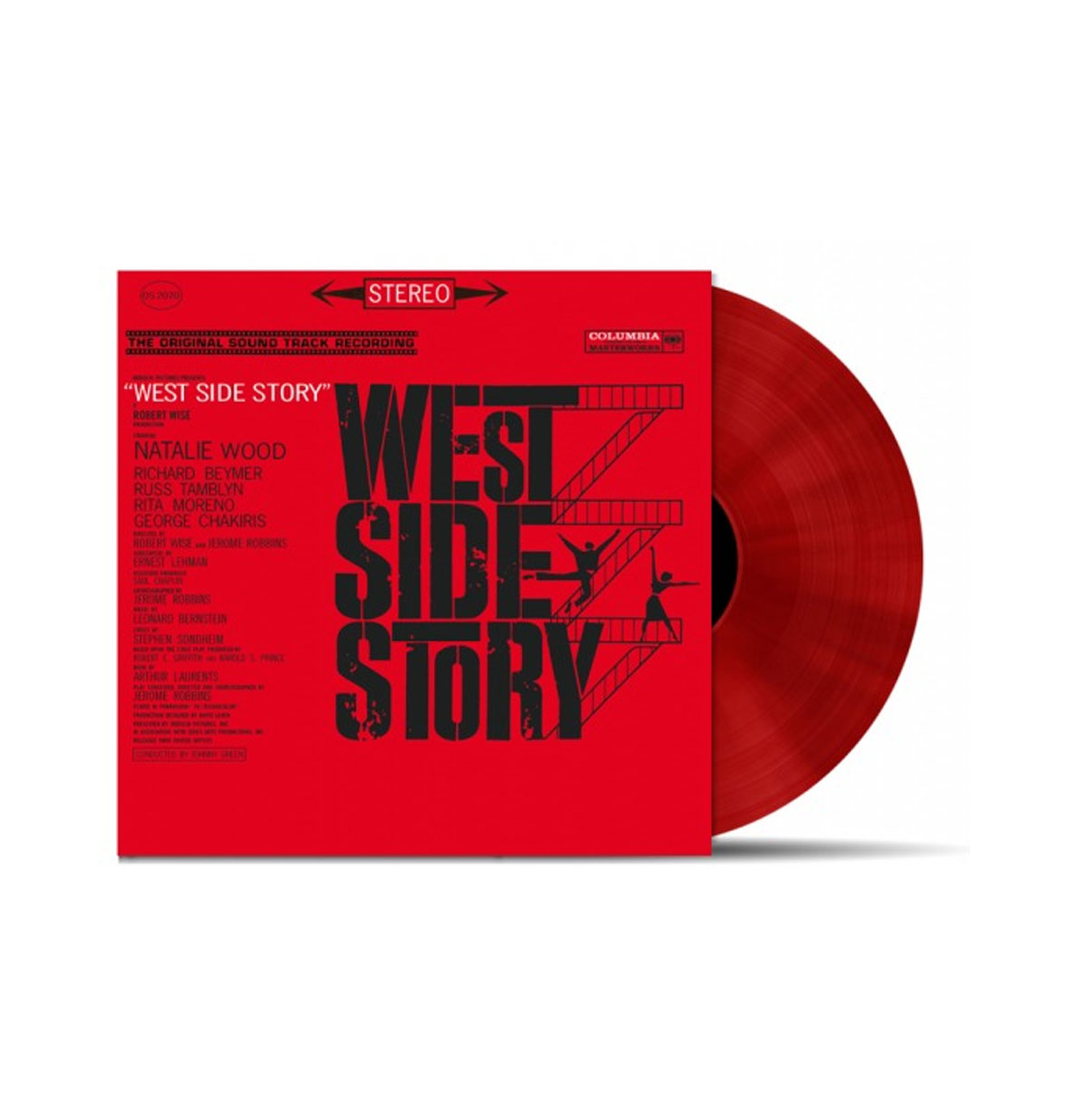 OST - West Side Story Limited Edition Red Vinyl LP