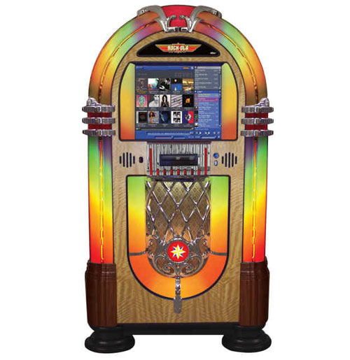 Jukebox Rock-Ola Nostalgic Music Center