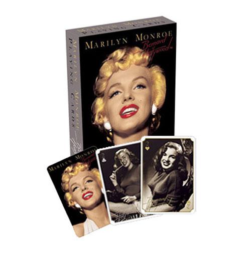 Kaartspel Marilyn Monroe Bernard of Hollywood