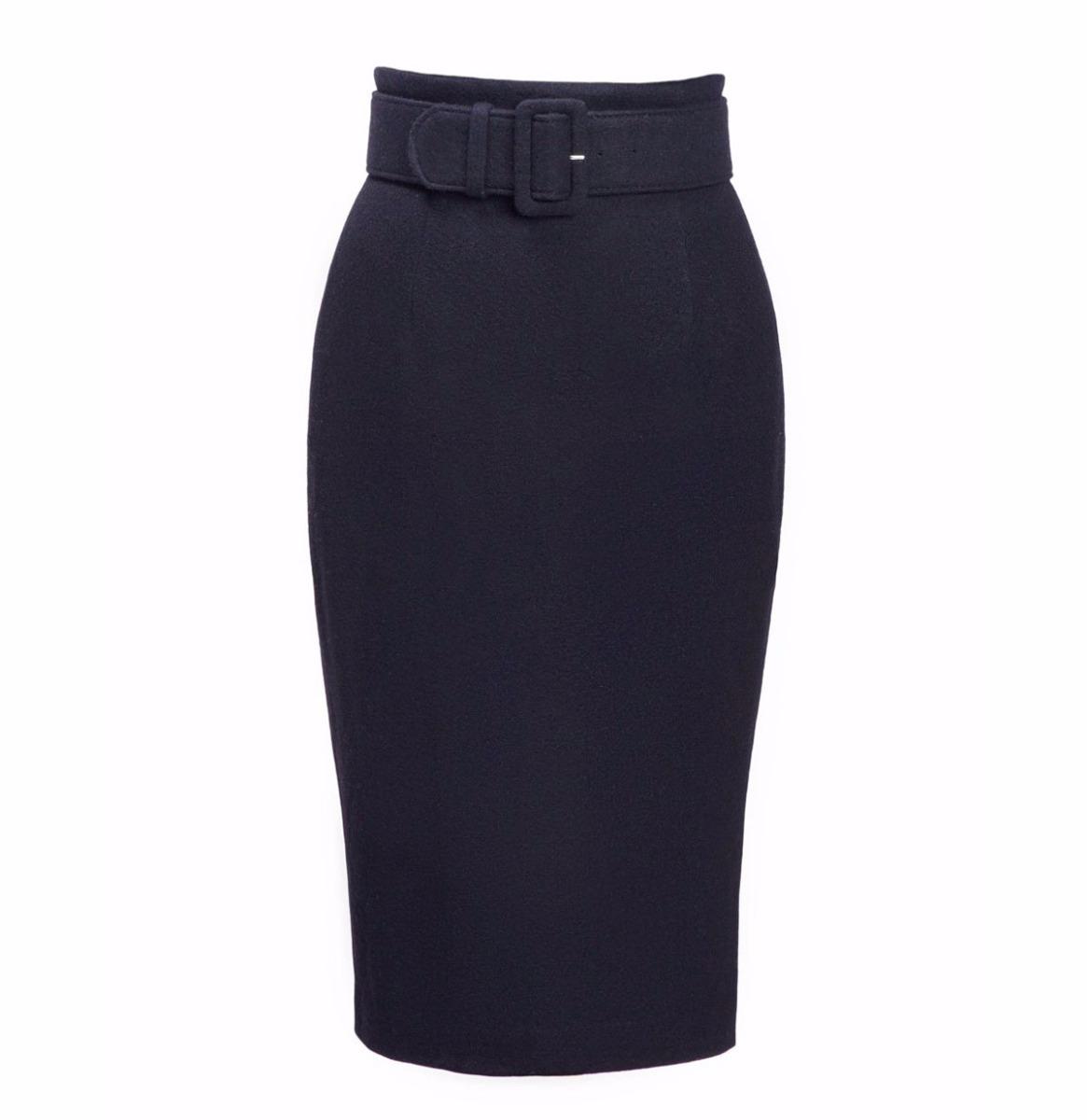 Passy Light Skirt Zwart
