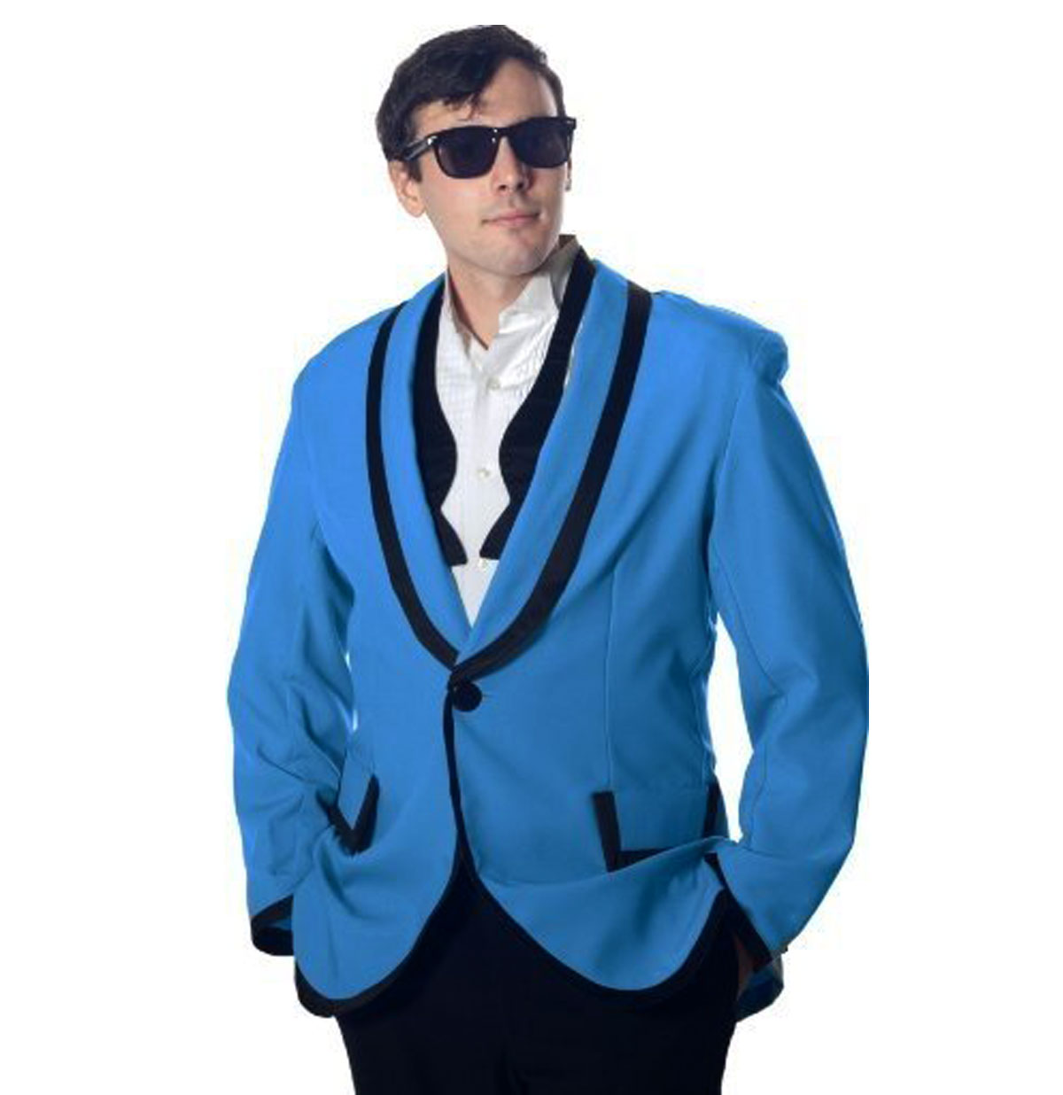 Rock 'n Roll Jacket Blauw
