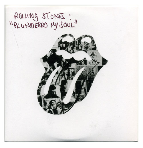 Single: Rolling Stones, Plundered my Soul