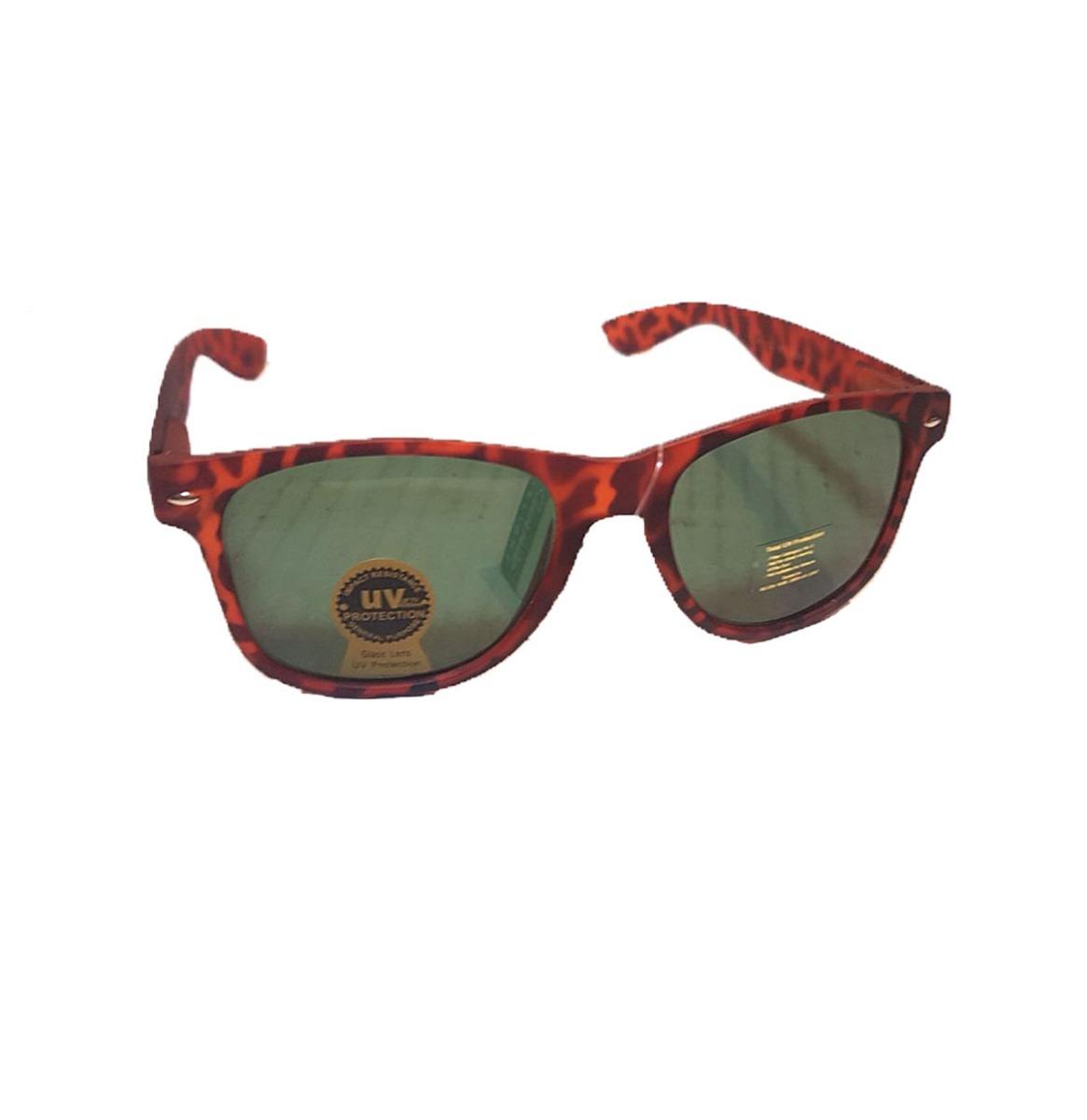 Revive Retro Wayfarer Sunglasses Tortoise Shell