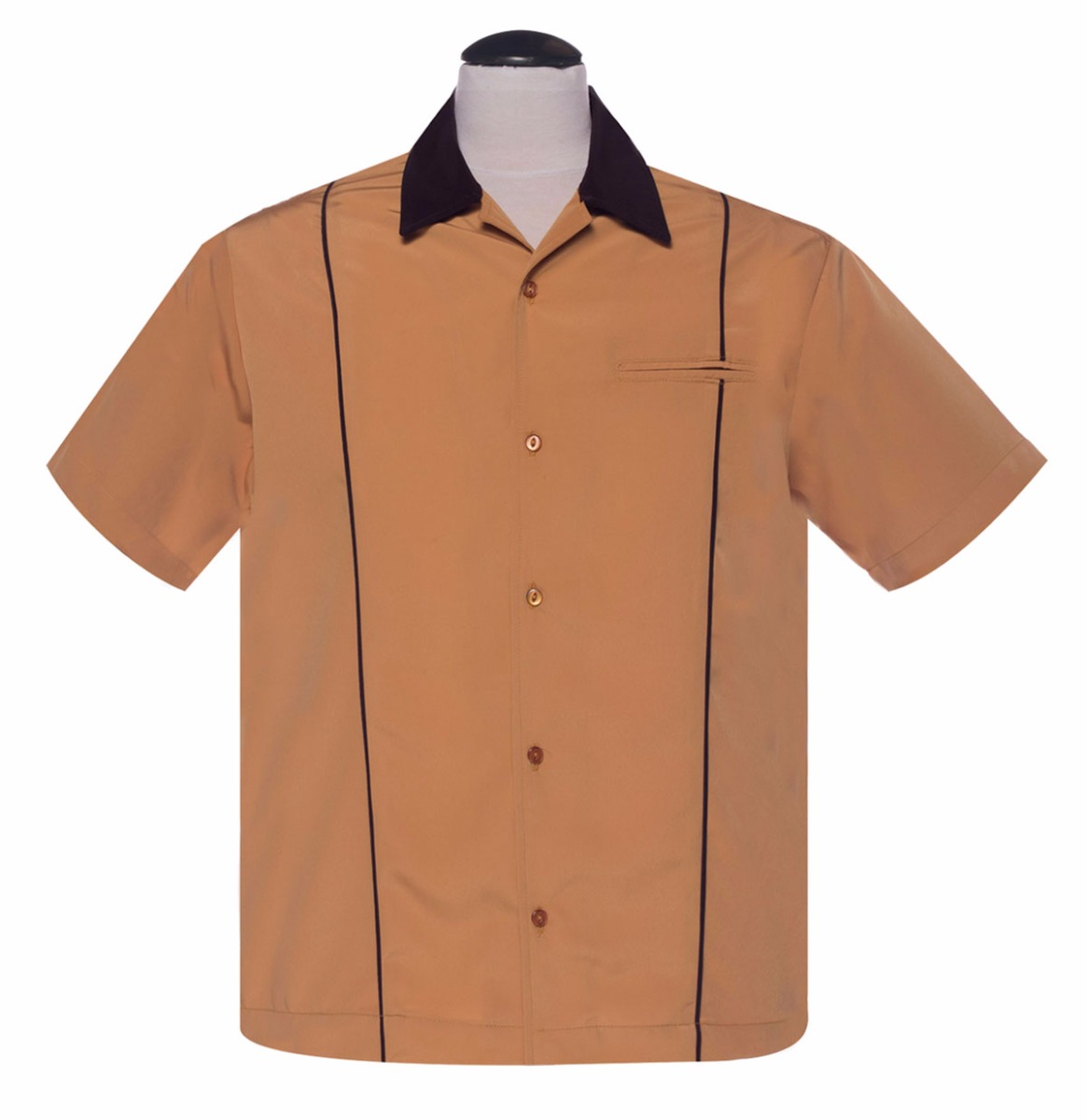 Classic Shirt The Shuckster Mustard
