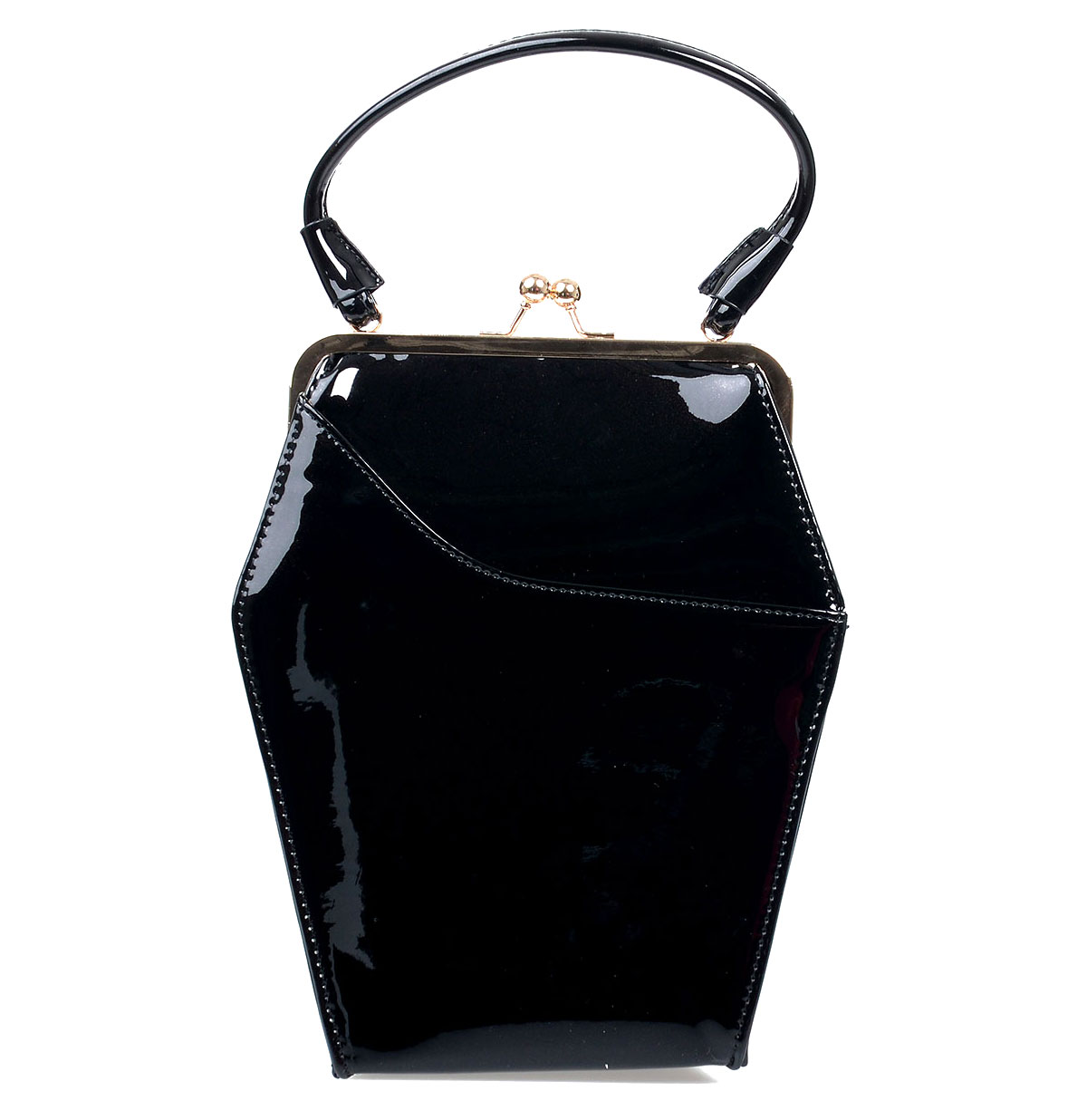 To Die For Purse Black
