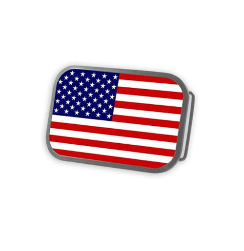 USA Vlag Buckle (Gesp)
