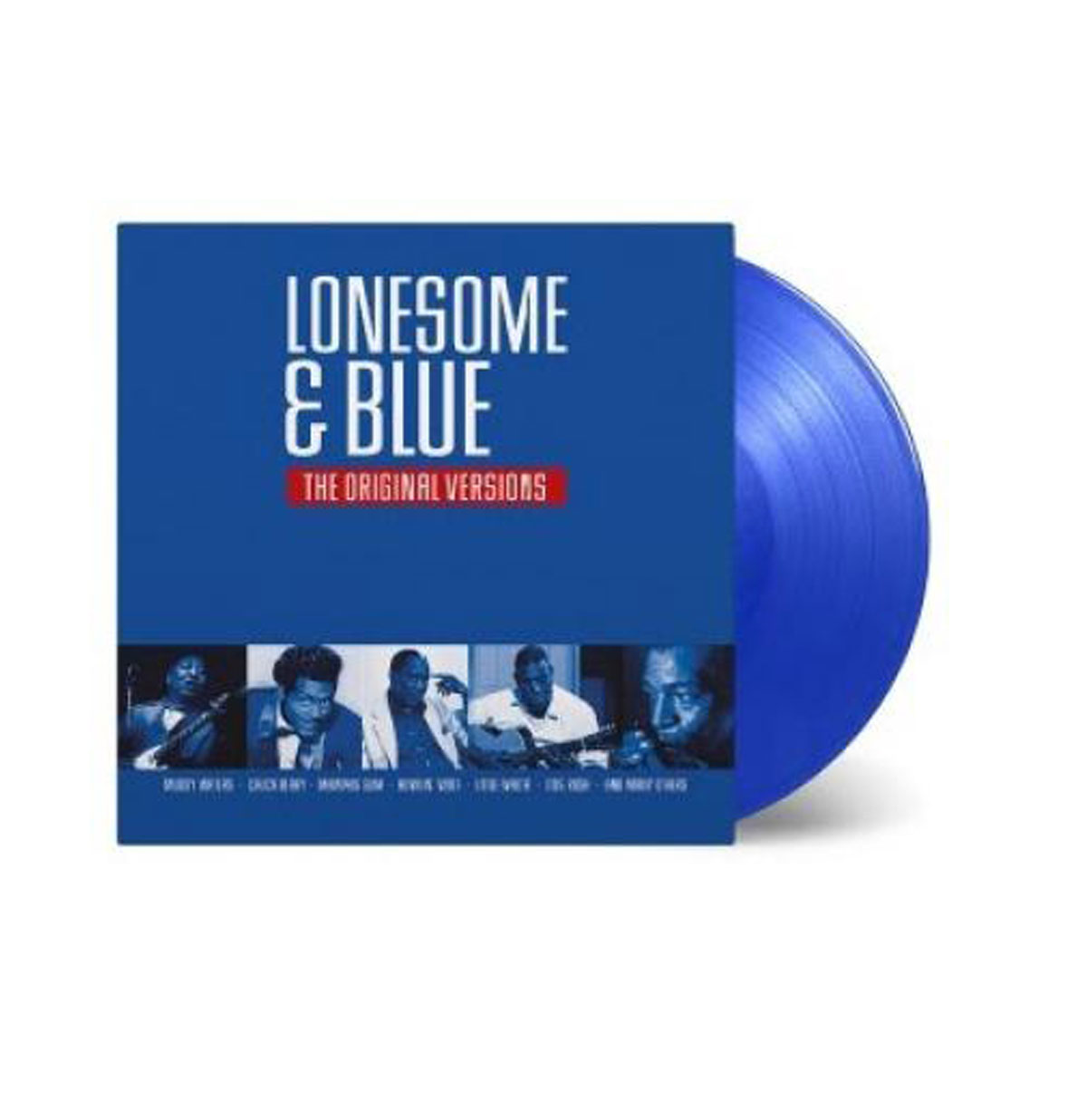 Various Artists - Lonesome and Blue The Original Versions - LP Limited Edition
