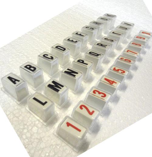Wurlitzer 2000 - 2100 Push Button Set