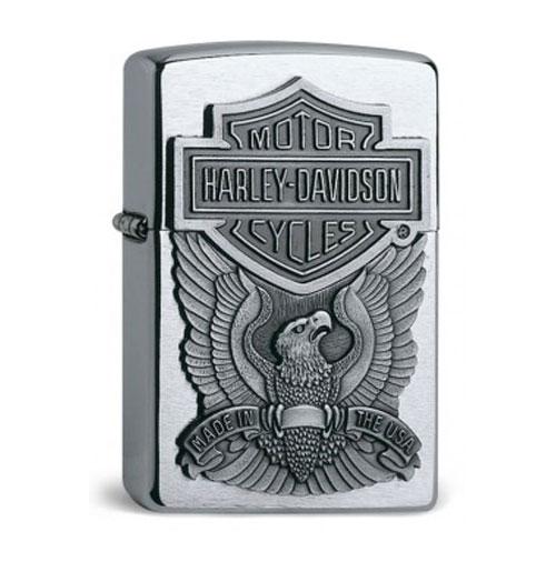 Harley-Davidson Eagle Emblem Zippo Aansteker
